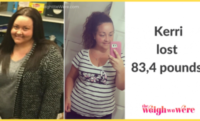 83.4 Pounds Lost: When the excuses got old