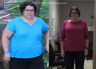 113 Pounds Lost:  Change your inner monologue!