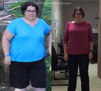 Great success story! Read before and after fitness transformation stories from women and men who hit weight loss goals and got THAT BODY with training and meal prep. Find inspiration, motivation, and workout tips | 113 Pounds Lost:  Change your inner monologue!