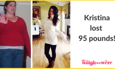 Kristina Lost 95 Pounds