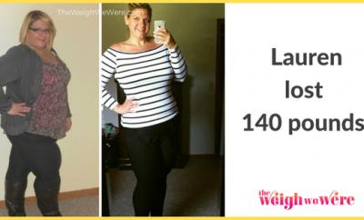 140 Pounds Lost:  I am enough