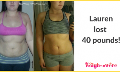 40 Pounds Lost: Setting the Example: A Healthy Momma's Journey