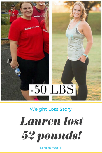 Great success story! Read before and after fitness transformation stories from women and men who hit weight loss goals and got THAT BODY with training and meal prep. Find inspiration, motivation, and workout tips | 52 Pounds Lost: Change Your Mindset, Change Your Life!