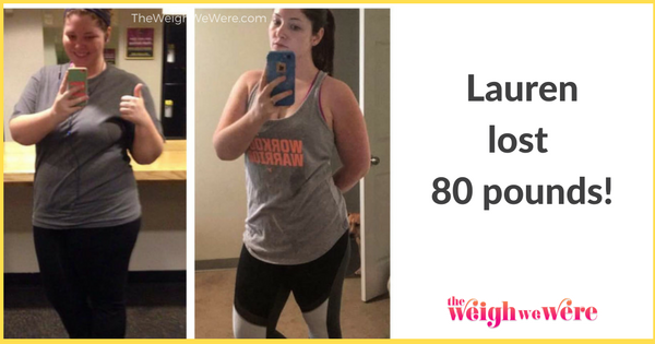 Great success story! Read before and after fitness transformation stories from women and men who hit weight loss goals and got THAT BODY with training and meal prep. Find inspiration, motivation, and workout tips | 80 Pounds Lost: I was so tired of being limited...