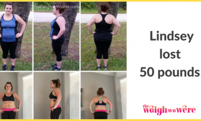 50 Pounds Lost: Making momma proud