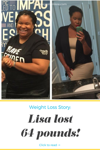 Great success story! Read before and after fitness transformation stories from women and men who hit weight loss goals and got THAT BODY with training and meal prep. Find inspiration, motivation, and workout tips | 64 Pounds Lost:  Overcoming Food addiction