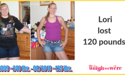 120 Pounds Lost: My Journey to Lose 120lbs and Maintain It