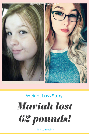 Mariah Lost 62 Pounds