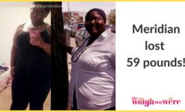 Meridian Lost 59 Pounds