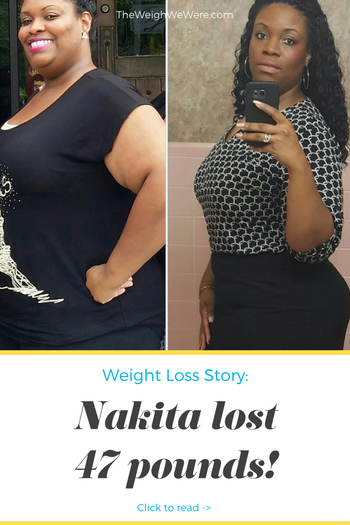 Nakita Lost 47 Pounds