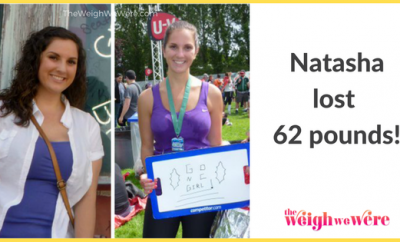 Natasha Lost 62 Pounds