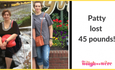 45 Pounds Lost: The day of fear and confusion