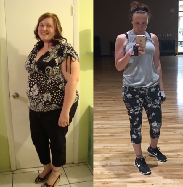 Great success story! Read before and after fitness transformation stories from women and men who hit weight loss goals and got THAT BODY with training and meal prep. Find inspiration, motivation, and workout tips | 123 Pounds Lost:  We all have a story to tell...