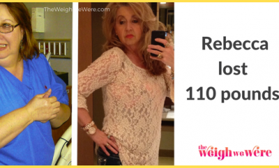 110 Pounds Lost: Finding my weigh back to me