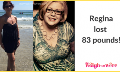 Regina Lost 83 Pounds