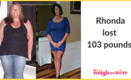 Rhonda Lost 103 Pounds