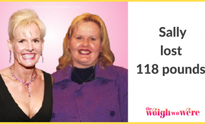 118 Pounds Lost: Wouldn't you like to be motivated beyond belief?