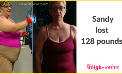 128 Pounds Lost: Mom, you have a big belly