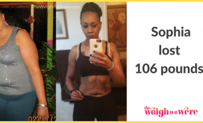 106 Pounds Lost: My weight lost Journey