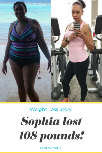 Great success story! Read before and after fitness transformation stories from women and men who hit weight loss goals and got THAT BODY with training and meal prep. Find inspiration, motivation, and workout tips | 108 Pounds Lost: Finding my strength through throw fitness