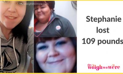 109 Pounds Lost: How I got my life back pound by pound!