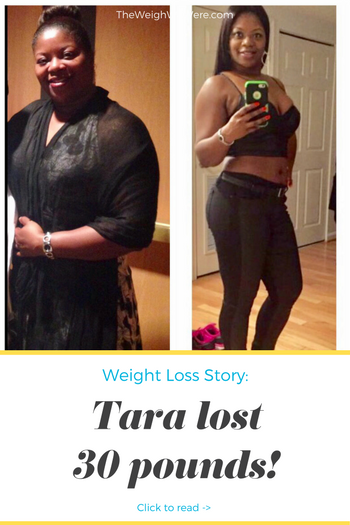 Great success story! Read before and after fitness transformation stories from women and men who hit weight loss goals and got THAT BODY with training and meal prep. Find inspiration, motivation, and workout tips | 30 Pounds Lost: I had to start somewhere