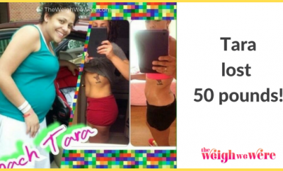 Tara Lost 50 Pounds