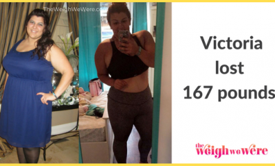 Victoria Lost 167 Pounds