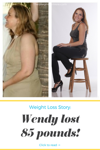 Great success story! Read before and after fitness transformation stories from women and men who hit weight loss goals and got THAT BODY with training and meal prep. Find inspiration, motivation, and workout tips | 85 Pounds Lost: Wendys weigh