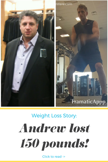 Great success story! Read before and after fitness transformation stories from women and men who hit weight loss goals and got THAT BODY with training and meal prep. Find inspiration, motivation, and workout tips | 150 Pounds Lost: Me vs. The Fat monster