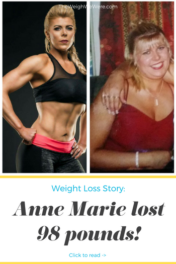 Great success story! Read before and after fitness transformation stories from women and men who hit weight loss goals and got THAT BODY with training and meal prep. Find inspiration, motivation, and workout tips | 98 Pounds Lost: No Pain No Gain