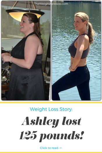 Ashley Lost 125 Pounds