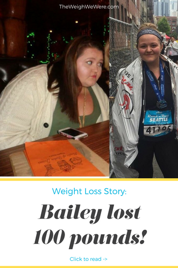 Bailey Lost 100 Pounds