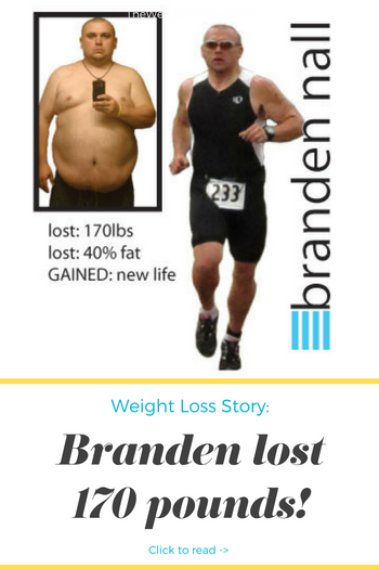Great success story! Read before and after fitness transformation stories from women and men who hit weight loss goals and got THAT BODY with training and meal prep. Find inspiration, motivation, and workout tips | 170 Pounds Lost: The Fat Guy Project
