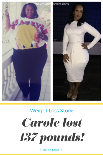 Great success story! Read before and after fitness transformation stories from women and men who hit weight loss goals and got THAT BODY with training and meal prep. Find inspiration, motivation, and workout tips | 137 Pounds Lost: Self Confidence