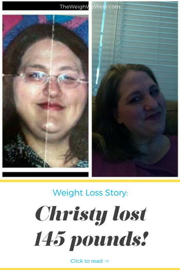 Great success story! Read before and after fitness transformation stories from women and men who hit weight loss goals and got THAT BODY with training and meal prep. Find inspiration, motivation, and workout tips | 145 Pounds Lost:  I Used To Hide Behind My Weight