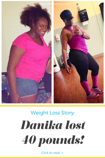 Great success story! Read before and after fitness transformation stories from women and men who hit weight loss goals and got THAT BODY with training and meal prep. Find inspiration, motivation, and workout tips | 40 Pounds Lost: I decided to do this for ME!
