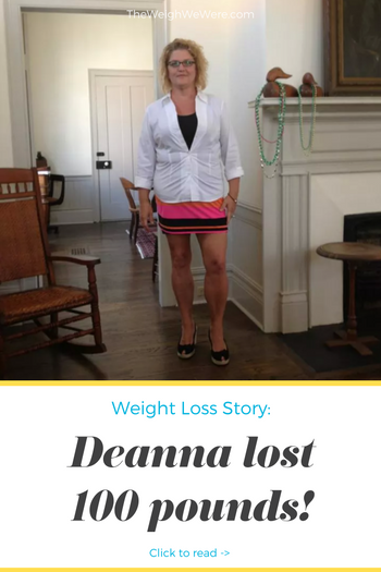Deanna Lost 100 Pounds