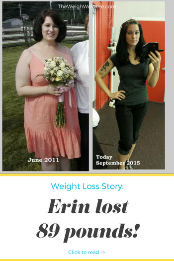 Erin Lost 89 Pounds