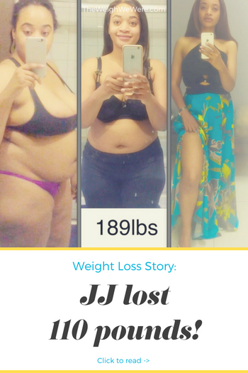 Great success story! Read before and after fitness transformation stories from women and men who hit weight loss goals and got THAT BODY with training and meal prep. Find inspiration, motivation, and workout tips | 110 Pounds Lost: My Struggle