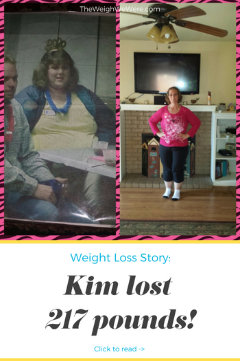 Great success story! Read before and after fitness transformation stories from women and men who hit weight loss goals and got THAT BODY with training and meal prep. Find inspiration, motivation, and workout tips | 217 Pounds Lost:  From Victim to Victory!