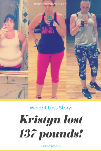 Great success story! Read before and after fitness transformation stories from women and men who hit weight loss goals and got THAT BODY with training and meal prep. Find inspiration, motivation, and workout tips | 137 Pounds Lost: She believed she could, so she did.