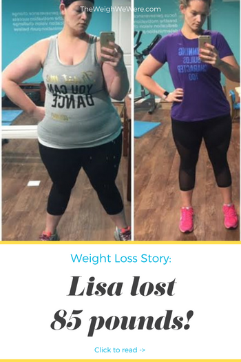 Great success story! Read before and after fitness transformation stories from women and men who hit weight loss goals and got THAT BODY with training and meal prep. Find inspiration, motivation, and workout tips | 85 Pounds Lost: Drop it dont stop it!