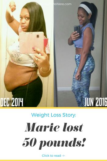 Great success story! Read before and after fitness transformation stories from women and men who hit weight loss goals and got THAT BODY with training and meal prep. Find inspiration, motivation, and workout tips | 50 Pounds Lost: Attacking My Insecurities