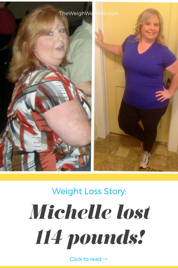 Michelle Lost 114 Pounds