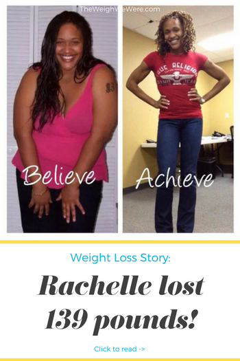 Great success story! Read before and after fitness transformation stories from women and men who hit weight loss goals and got THAT BODY with training and meal prep. Find inspiration, motivation, and workout tips | 139 Pounds Lost:  The Biggest Hurdle is Doubt