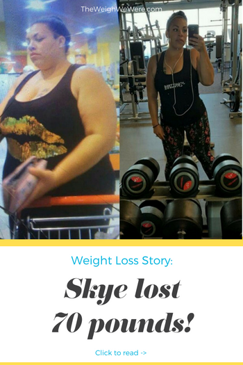Great success story! Read before and after fitness transformation stories from women and men who hit weight loss goals and got THAT BODY with training and meal prep. Find inspiration, motivation, and workout tips | 70 Pounds Lost: I just finally felt worthy.