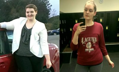 124 Pounds Lost: My Weight Will Not Define Me