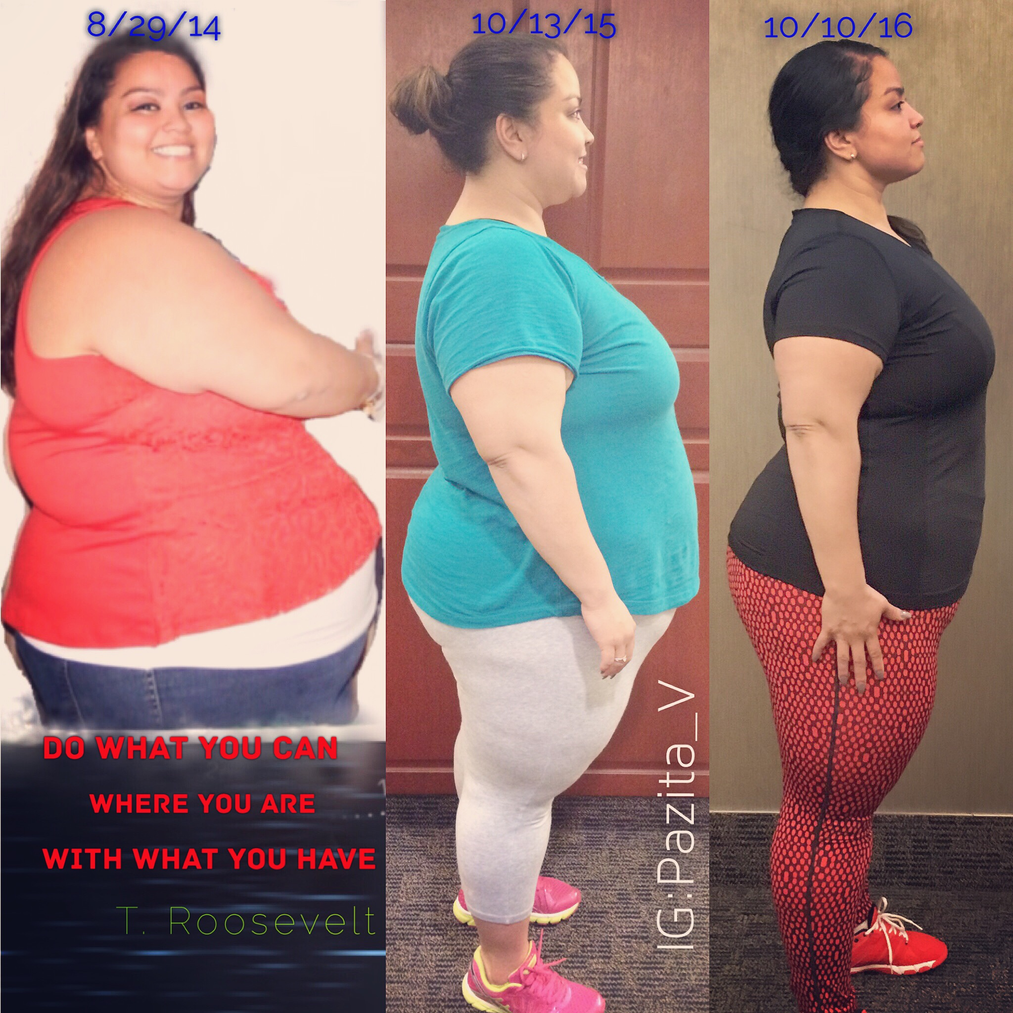Great success story! Read before and after fitness transformation stories from women and men who hit weight loss goals and got THAT BODY with training and meal prep. Find inspiration, motivation, and workout tips | 110 Pounds Lost: I did it for ME