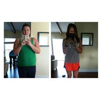 Great success story! Read before and after fitness transformation stories from women and men who hit weight loss goals and got THAT BODY with training and meal prep. Find inspiration, motivation, and workout tips | 80 Pounds Lost: Fat to Fit Mom
